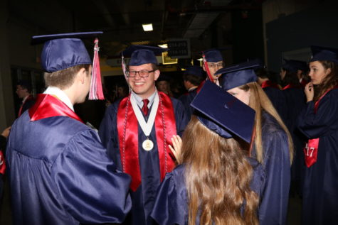 Class of 2017 Finds the Finish Line