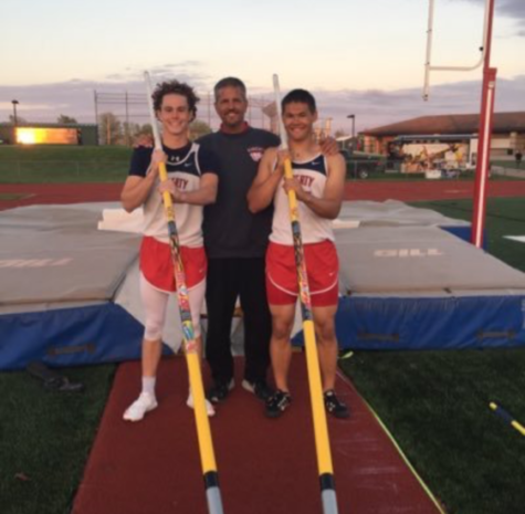 Vaulting to the Top of the Nation