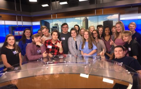 A visit to KMOV-News 4