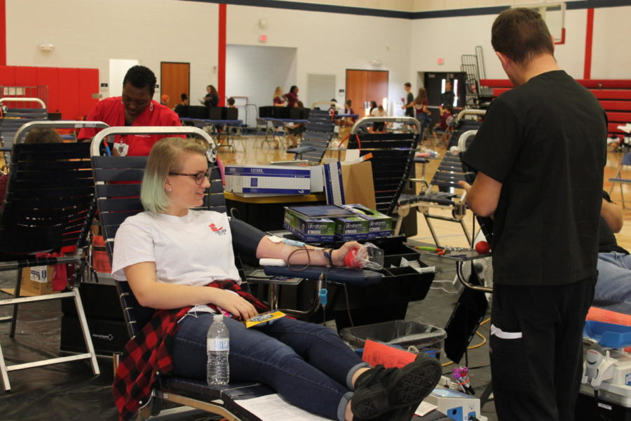 On+November+3rd%2C+80+people+were+able+to+donate+blood%2C+each+person+saving+up+to+three+lives.