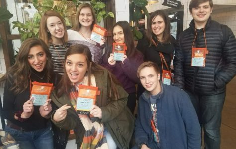 Liberty's Thespians Attend ThesCon