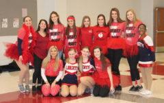 Liberty Celebrates Spirit Week and Red Night
