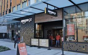 Cool and Unusual: Amazon Go