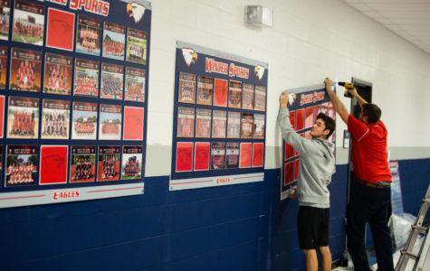 Champions Hallway