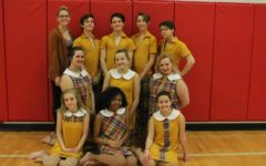 Winter Guard Brings Home the Bronze