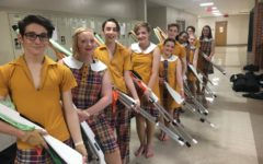 Winter Guard Medals Silver at MCCGA Championships