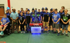 Robotics Team Wins State
