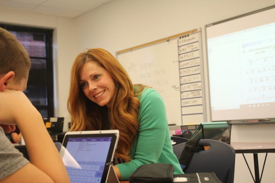 Ms. Huesgen