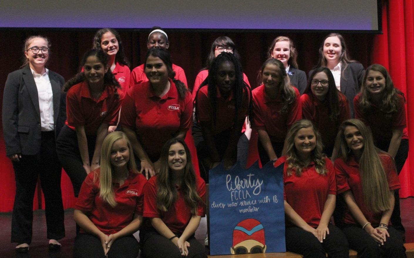Liberty hosted the 2018 FCCLA Region IV meeting for the first time.