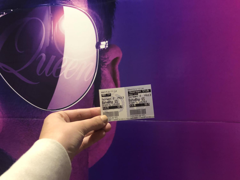 Bohemian Rhapsody debuted in theaters Nov. 2.