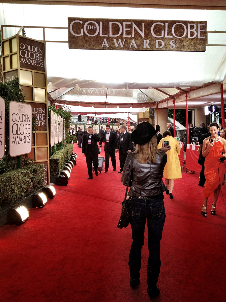 Golden Globes breaks it's all time record in diverse film nominations.