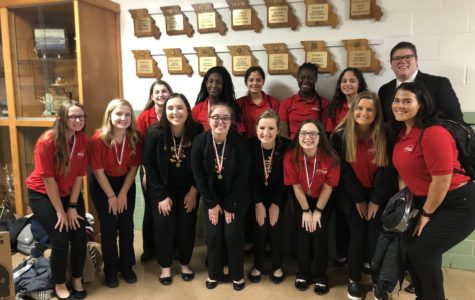 FCCLA Takes Home Silver And Gold