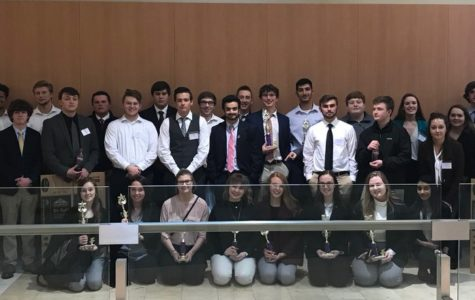 DECA Sends 13 To State