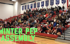 Winter Pep Assembly