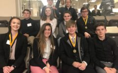 FBLA Has Strong Showing At Districts