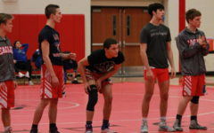 Wrestling Team Prepares For Districts
