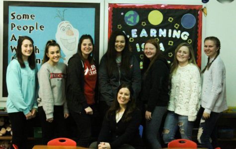 Educators Rising Students Qualify For State And Nationals