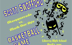 The third annual Swofford game puts a twist on the prom theme; Masquerade vs. Mask-our-Age.
