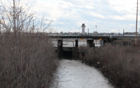 Coldwater Creek begins right next to St. Louis Lambert Airport and runs through the majority of North County outside of St. Louis, Mo.
