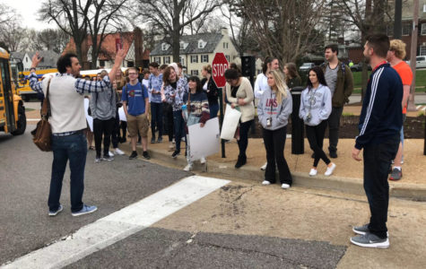 German Students Attend Event At Washington University