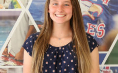 """Sophomore Oliva Guffey is the only one from Liberty attending the Missouri Scholars Academy during the summer. """"I am the only one from Liberty going to MSA this year, which means I will have to be ambitious, trying to make friends with anyone and everyone,"""" Guffey said."""