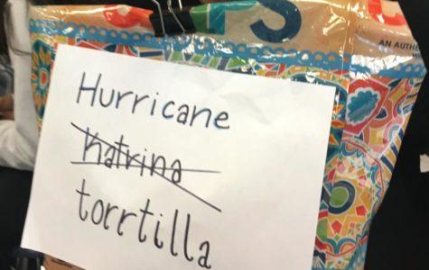 Hurricane Torti-lla