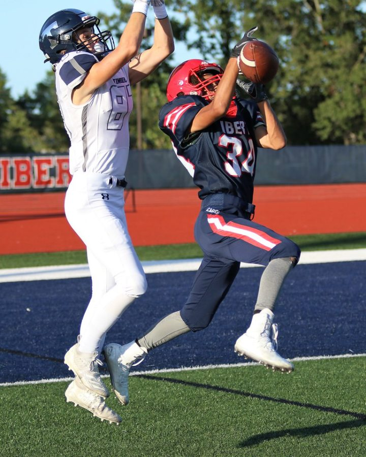 JV Defense Shines In Close Loss To Timberland