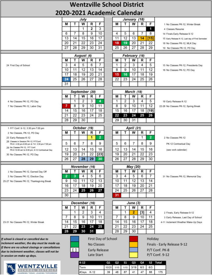 Mizzou Academic Calendar 2021-2022 School Calendar For Next Year Is Released And Brings New Changes