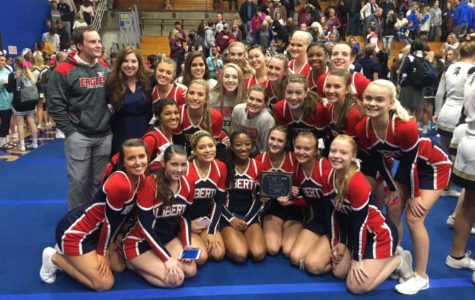 Back-to-Back Cheerleading Regional Champs