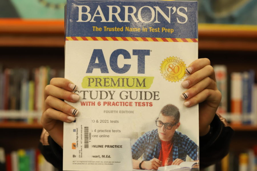 Due to an increase in preparation, the bar for ACT scores in the school has been raised.