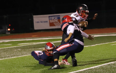 Football Team Cruises Through Another Game