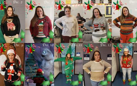 'Everyone Needs A Christmas Sweater'