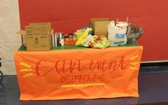 FCCLA Hosts Canned Food Drive For Oasis Food Pantry