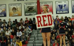 Pep Assembly Kicks Off Basketball Game