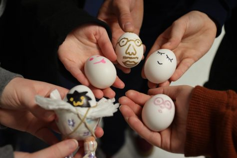 An Eggciting Eggsperiment