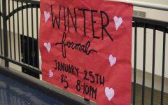 Winter Sweetheart Dance Rescheduled