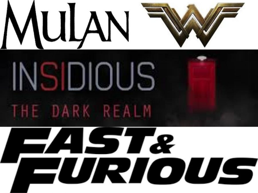 These+logos+show+some+great+sequels+coming+out+in+2020.+Included+are%3A+The+Live-Action+remake+of+%22Mulan%2C%22+another+installation+in+the+%22Insidious%22+series%2C+and+another+installation+in+the+%22Fast+%26+Furious%22+series.+