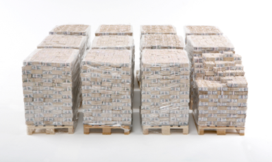 This is a collected $1 billion, which is less than 1 percent of Bezos/Gates' fortune.