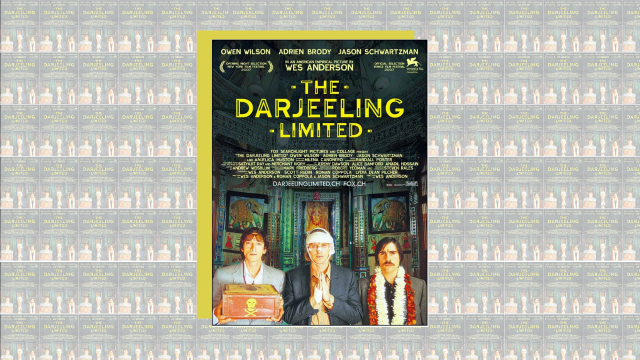 The Darjeeling Limited is the moment in director Wes Anderson's career where he began to master his style, it's also by far his most organic movie to date.