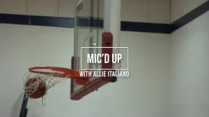 Mic'd Up With Allie Italiano