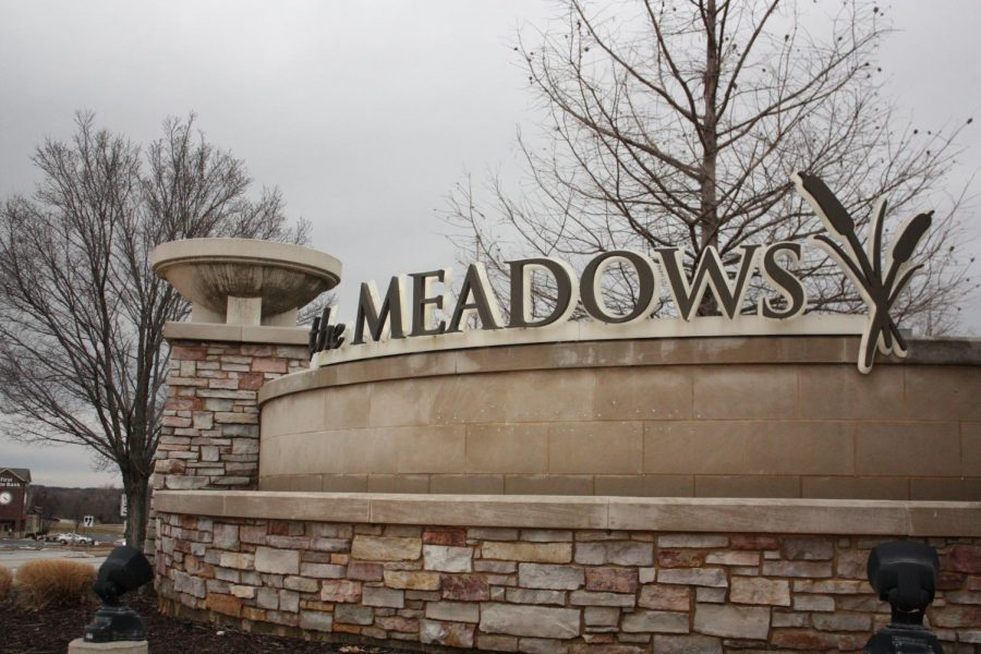 The Meadows is a well known outdoor shopping mall in Lake St. Louis.