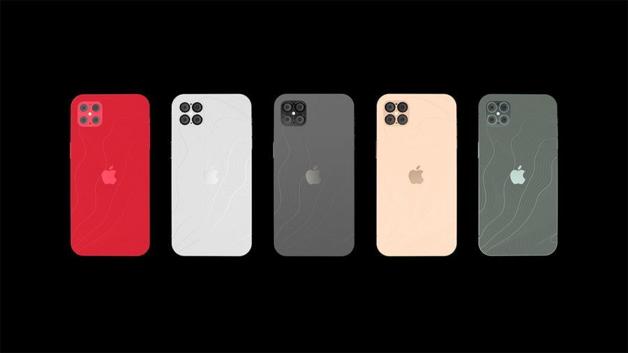 The+iphone+12+will+be+released+with+five+different+colors+to+choose+from.+