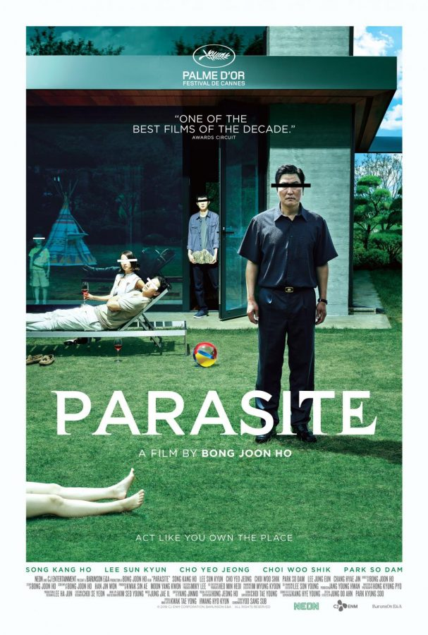 Along with winning the Palme d'or at Cannes film festival,