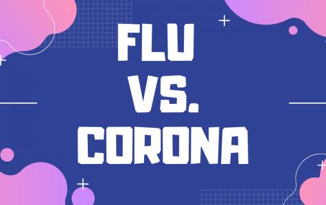 Influenza vs. COVID-19