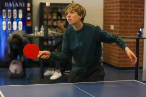 Now Serving: Ping Pong