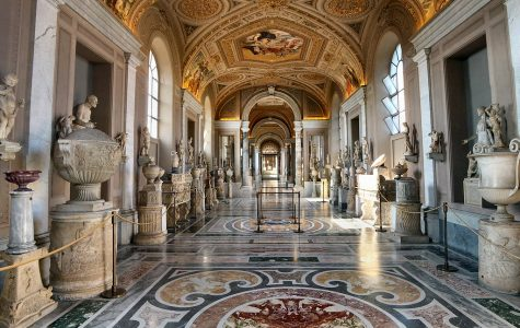 The Vatican is of the many world-famous  museums now available for a virtual tour.