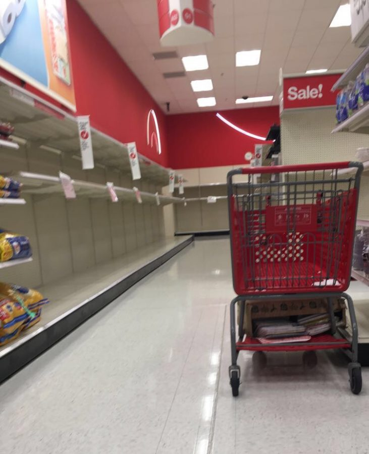 With+no+teenagers+or+customers+walking+or+driving+to+Target%2C+it%27s+eerily+empty.+