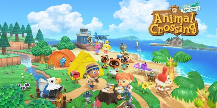 Animal Crossing: New Horizons was released on March 20, the fifth mainline installment in the franchise.