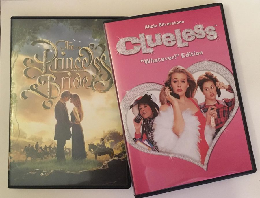 The Princess Bride and Clueless are two cult classics that you may enjoy.