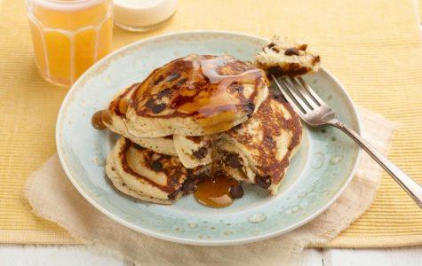 Breakfast – Chocolate Chip Pancakes